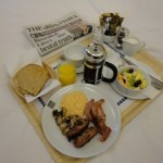 Hart's Hotel - Cooked Breakfast