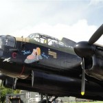 'Just Jane' Lancaster Bomber