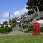 England Phone Box