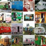 The t@b breaks the mould, but there are a plethora of caravans, just too cute for their own good!
